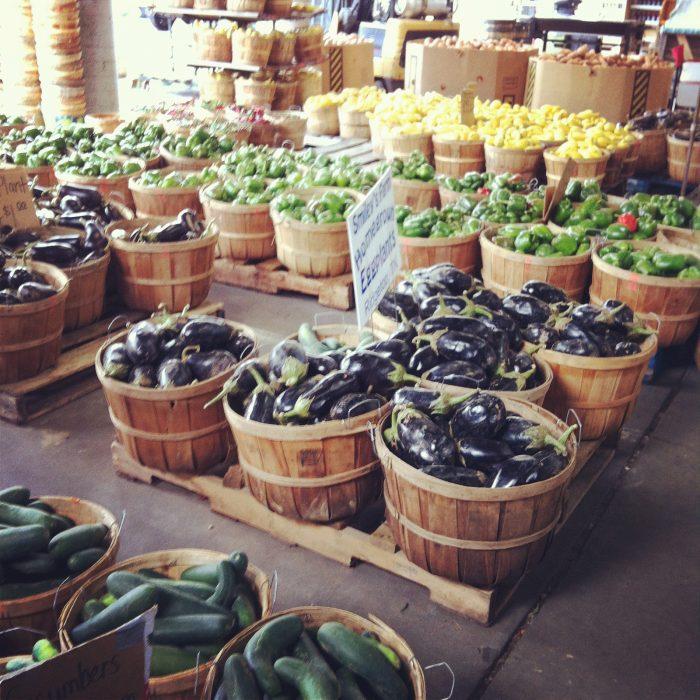 1. Nashville Farmers Market
