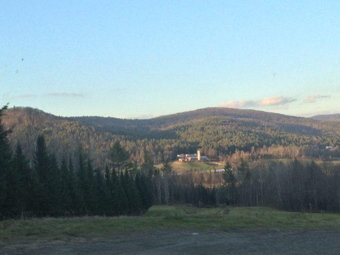 New Hampshire Border