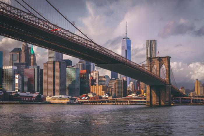 10. Brooklyn Bridge, New York City
