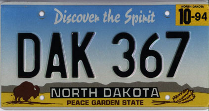 4. License plate tabs