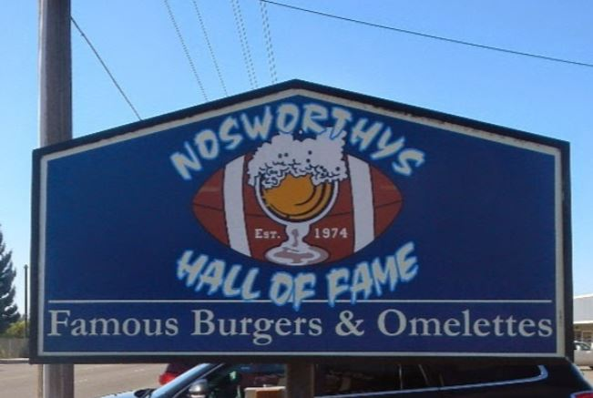 5. Nosworthy's Hall of Fame, Coeur d'Alene