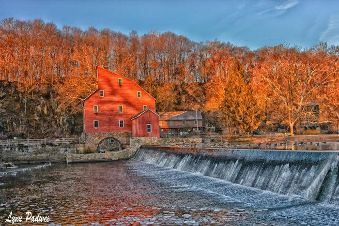 20. One of the most photographed buildings in America is right here in New Jersey - the Red Mill in Clinton.