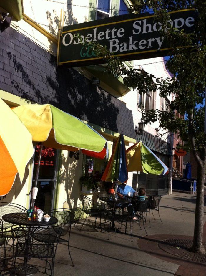 6. Omelette Shoppe & Bakery, Traverse City