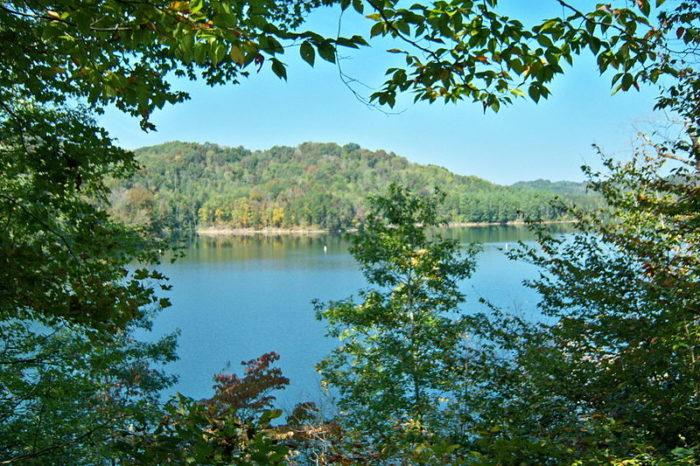 9. Paintsville Lake