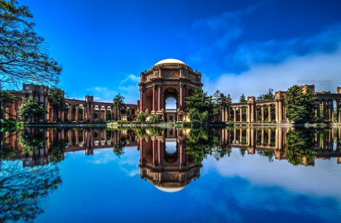 11. Tour the Palace of Fine Arts.