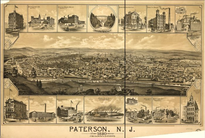 The History And Origins Of 21 New Jersey Towns