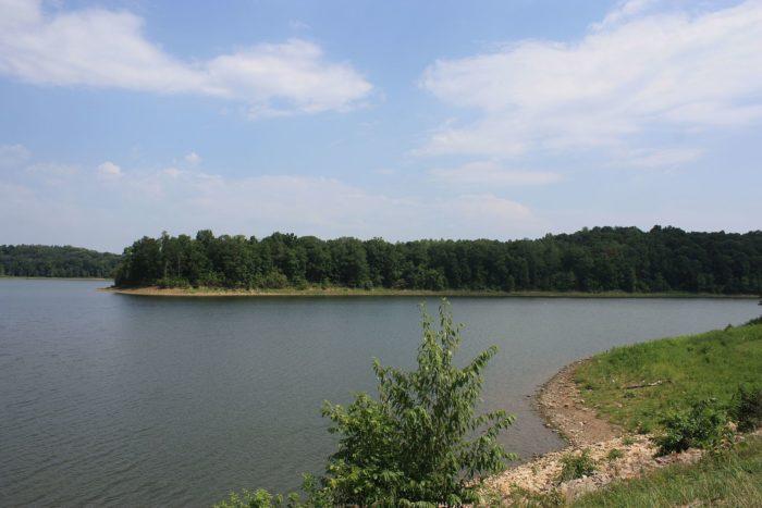 12. Patoka Lake - Dubois
