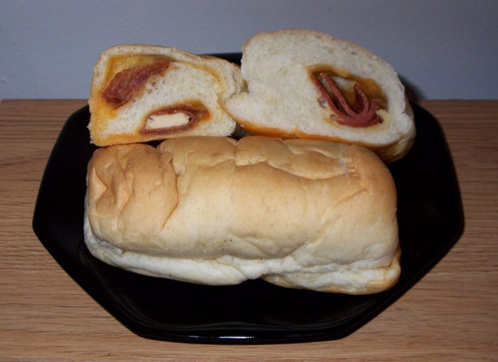 1. What is a pepperoni roll?
