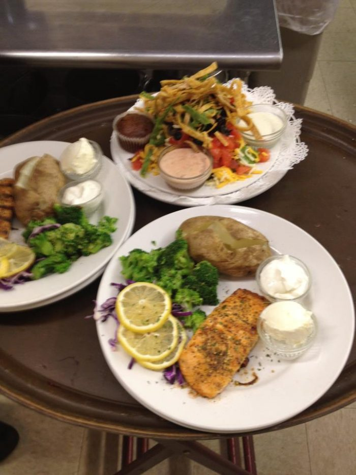 8. Pere Marquette Bistro and Catering, Reed City