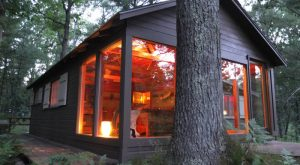 You'll Never Forget Your Stay In These 6 One Of A Kind Michigan Cabins