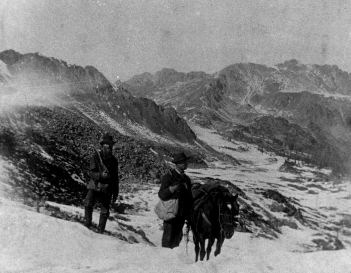 3. We've got a rich cultural history that began with our founding in 1858 during the Pike's Peak Gold Rush.