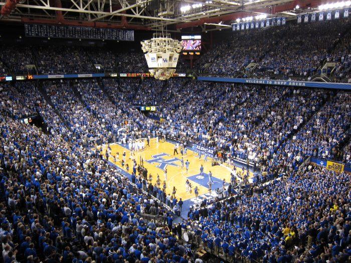 12. Play college basketball.