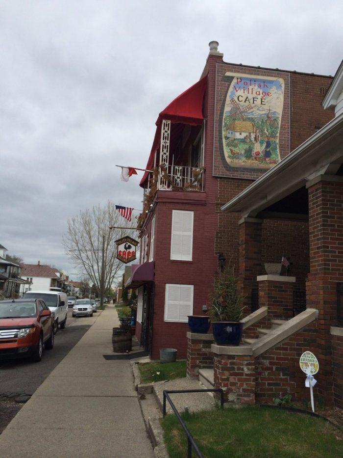 9. Polish Village Cafe, Hamtramck