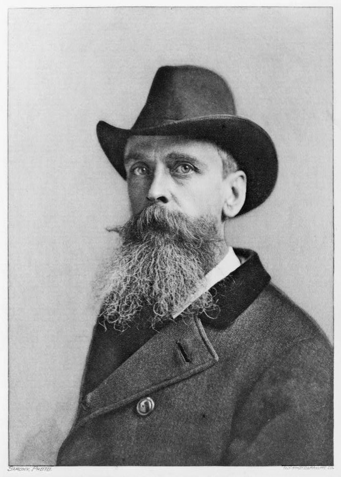 12. Thomas Moran was part of the 1871 Hayden Expedition. He sold his canvas painting of the Grand Canyon of the Yellowstone to Congress for $10,000.