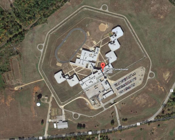 5. Potosi Correctional Center, Mineral Point