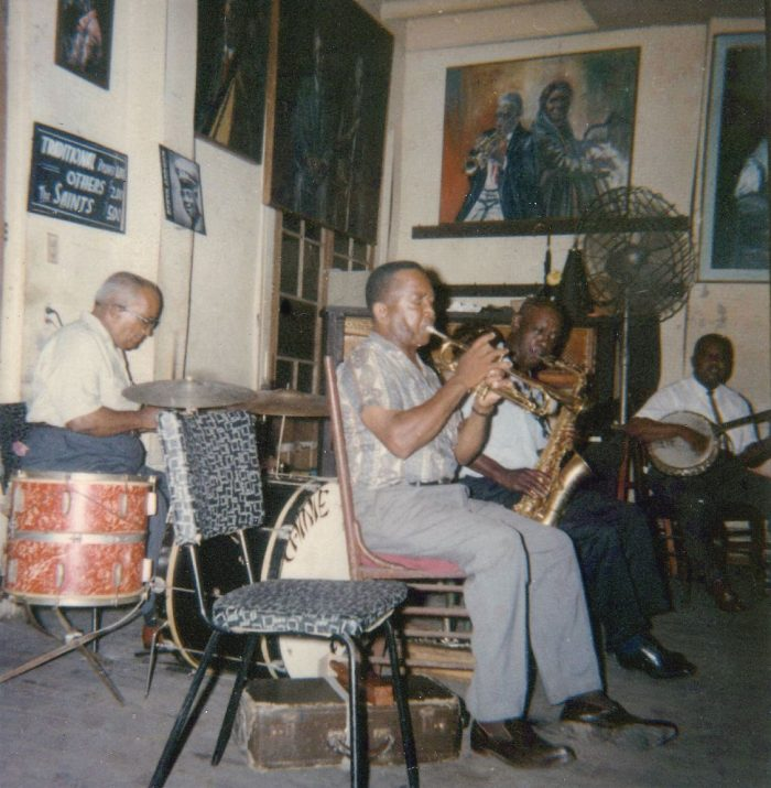 6. Preservation Hall Jazz Band, New Orleans 1965