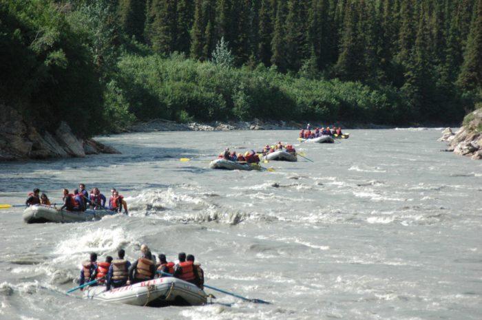 15. Rafting Guide