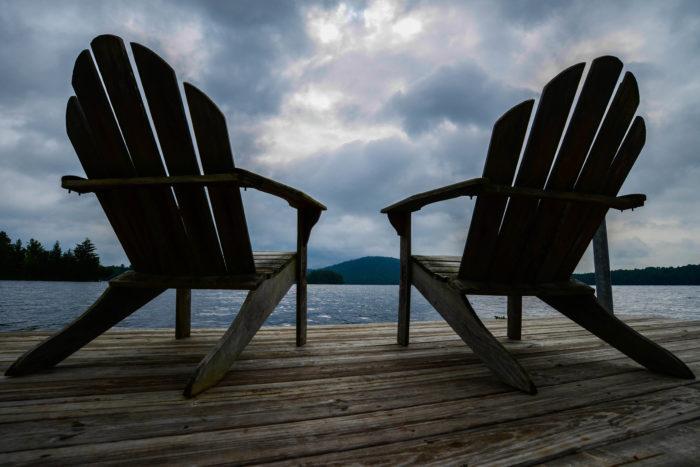 2. Raquette Lake