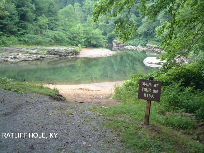 11 More Refreshing Swimming Holes In Kentucky