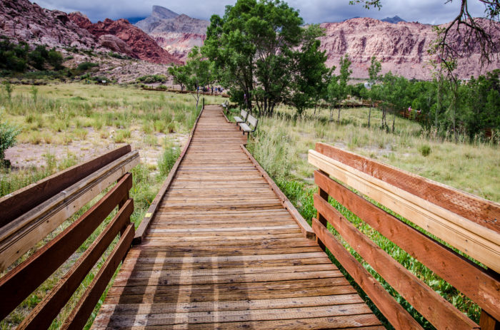 5. Red Rock Canyon National Conservation Area