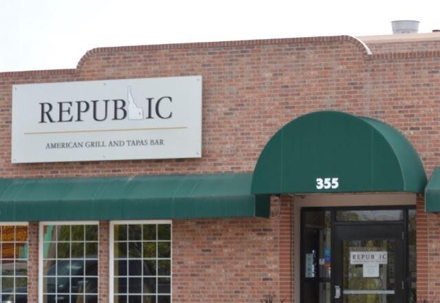 6. Republic American Grill & Tapas, Idaho Falls