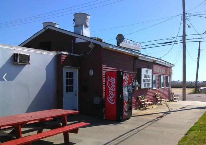 9. Rick's Seafood, North Wildwood