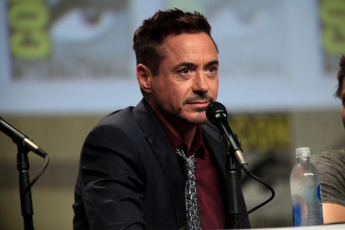 11. Robert Downey Jr.