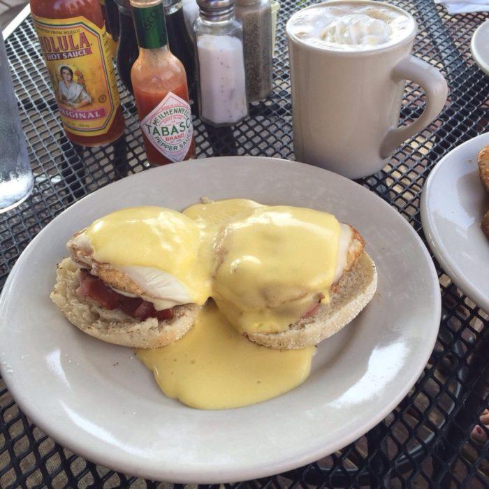 Runcible Spoon Cafe & Restaurant eggs