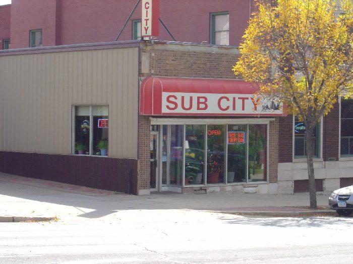 2. Sub City, Cedar Rapids