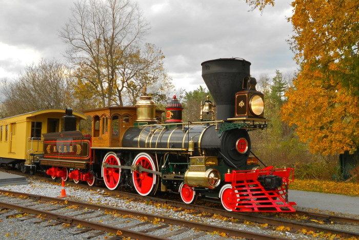 3. Steam Into History, Pennsylvania
