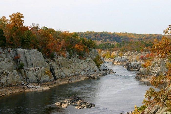 Maryland: Billy Goat Trail