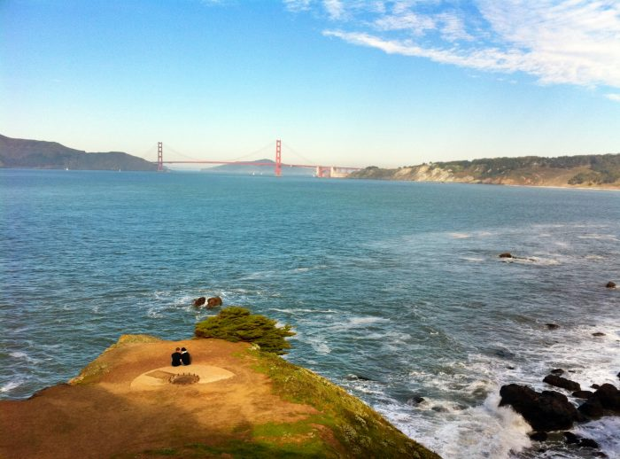 6. Hike along the Lands End Trail to Baker Beach.