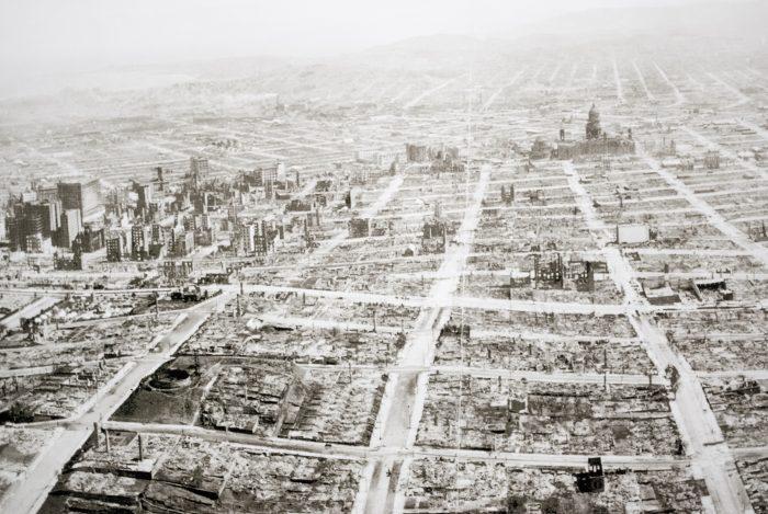 San Francisco post 1906 earthquake-7731204740
