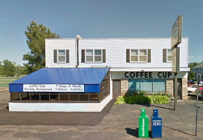 5. The Coffee Cup, St. Paul