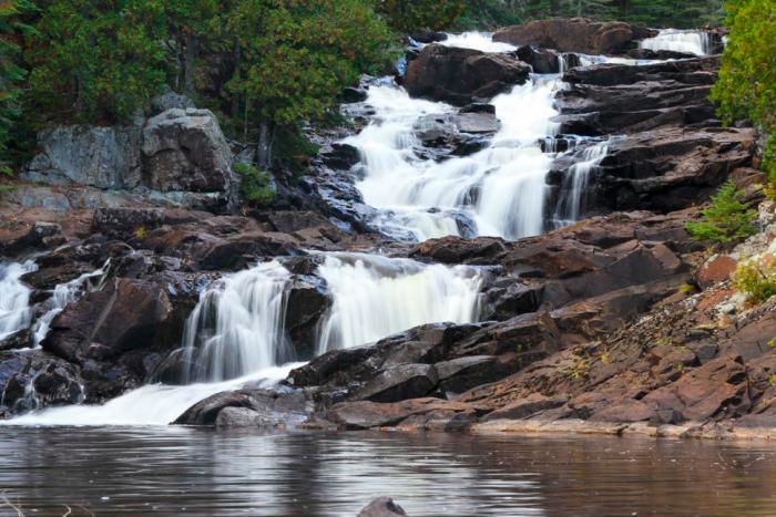 Minnesota: George H. Crosby Manitou State Park