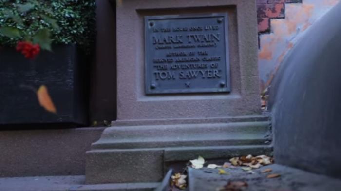 5. Mark Twain, House of Death