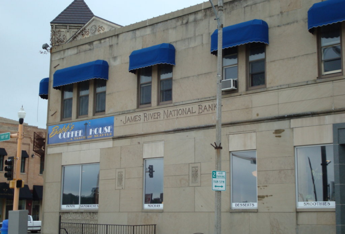4. Babb's Coffee House - Jamestown