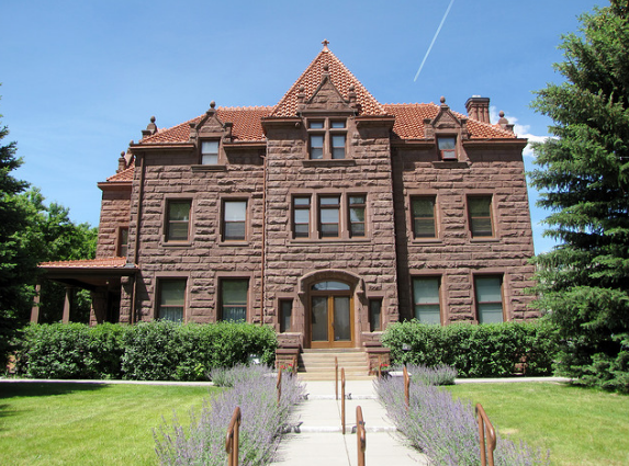 10. The Moss Mansion in Billings.