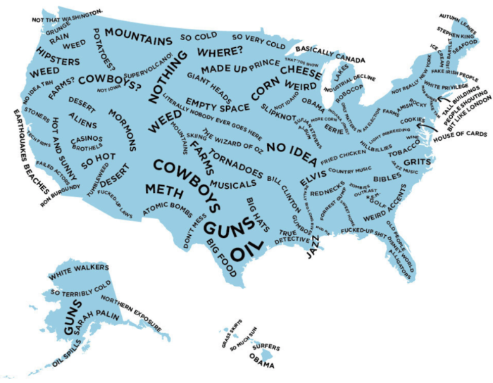 1. What British People Think of Southern California