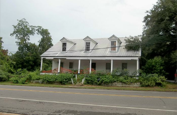 9. Nicholson's Home, Washington, LA