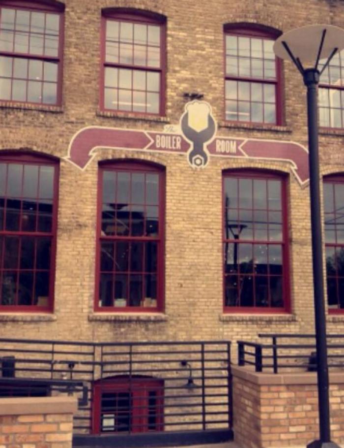 3. The Boiler Room - Fargo