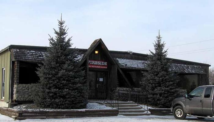 4. Fireside Family Restaurant - Ellendale