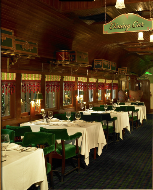 2. Pacific Dining Car in Los Angeles