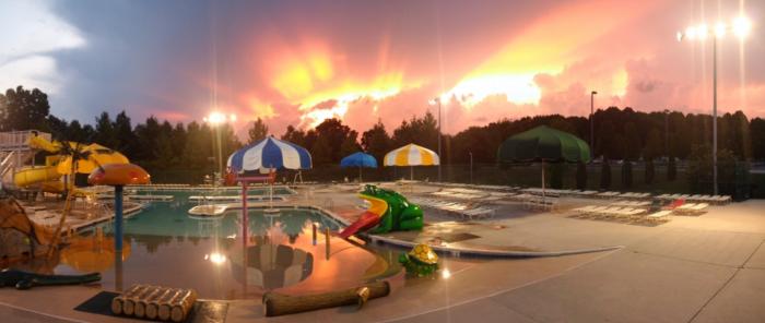 1. Randolph Park Pool (Dublin)