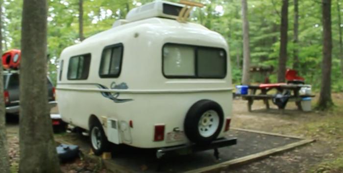11. Morris Hill Campground  (Covington)