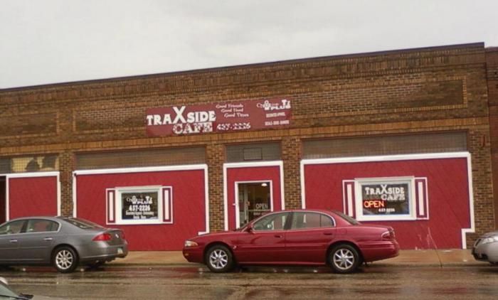 1. TraXside Cafe - Enderlin