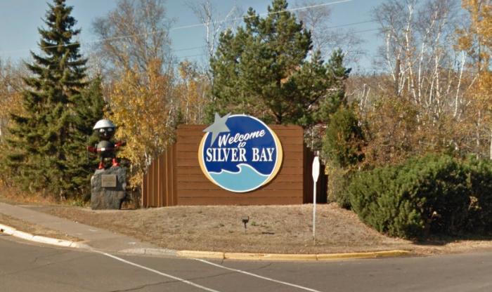 14. Silver Bay