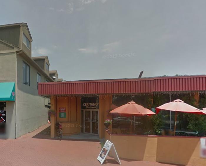 8. Ceritano's (Blacksburg)