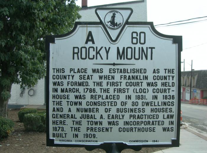 14. Rocky Mount