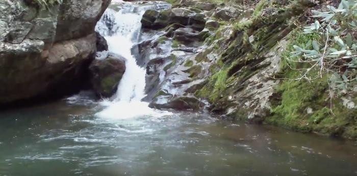 4. Blue Hole at Jenning's Creek (Botetourt)